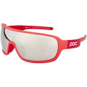 POC DO Blade Bike Glasses red